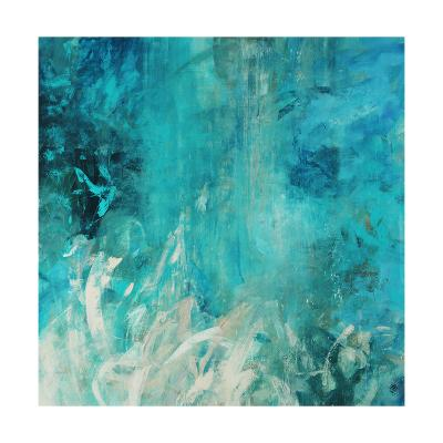 Aqua Falls-Jodi Maas-Giclee Print