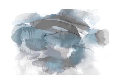 Aqua Flow I-Kristina Jett-Giclee Print