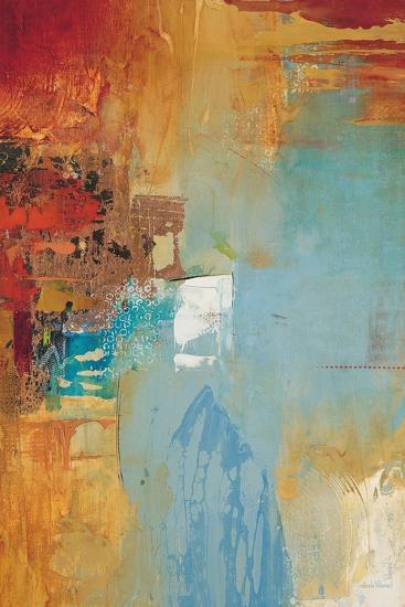 Aqua Illusion 2-Gabriela Villarreal-Art Print