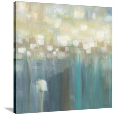 Aqua Light-Karen Lorena Parker-Stretched Canvas Print
