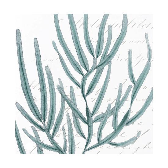 Aqua Marine I-Anna Hambly-Art Print