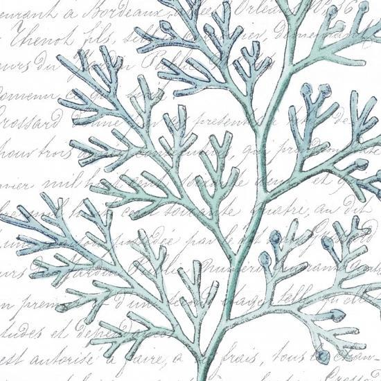 Aqua Marine IX-Anna Hambly-Art Print