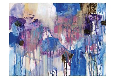 Aqua Melt-Smith Haynes-Art Print