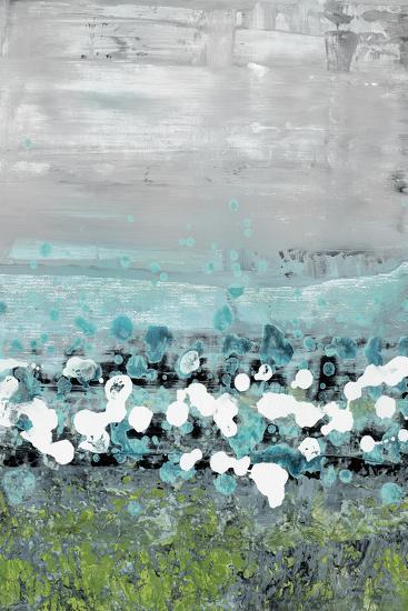 Aqua Motion-Liz Nichtberger-Art Print