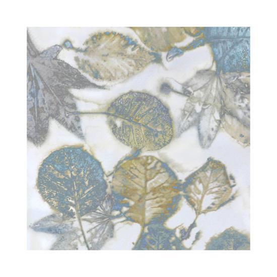 Aqua Nature II-Danielle Carson-Giclee Print