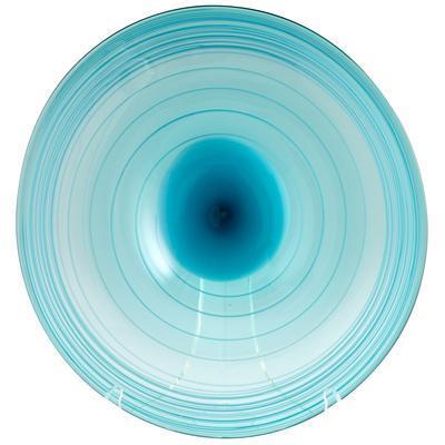 Aqua Record Plate - Small