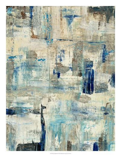 Aqua Separation I-Tim O'toole-Giclee Print