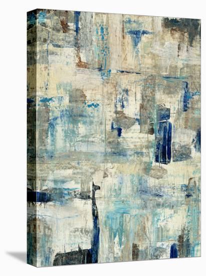 Aqua Separation I-Tim OToole-Stretched Canvas Print