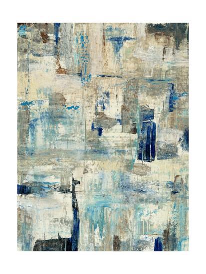 Aqua Separation I-Tim OToole-Art Print