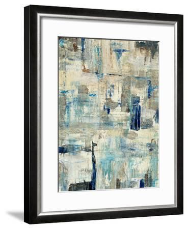 Aqua Separation I-Tim OToole-Framed Art Print