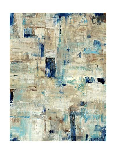 Aqua Separation II-Tim OToole-Art Print