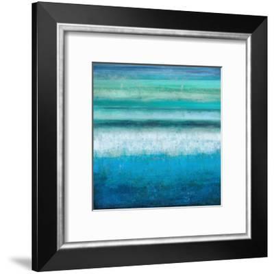 Aqua Tranquility-Taylor Hamilton-Framed Giclee Print