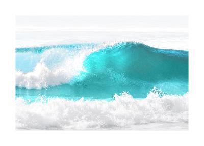 Aqua Wave I-Maggie Olsen-Giclee Print