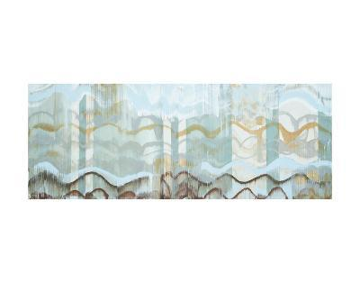 Aqua-Joan Davis-Art Print
