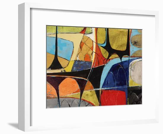 Aquaduct I-Tony Wire-Framed Premium Giclee Print