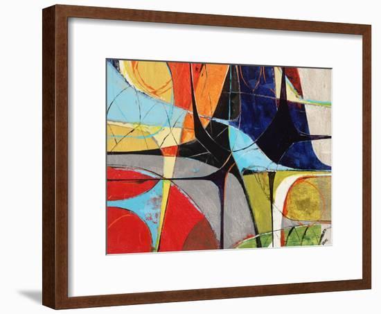 Aquaduct II-Tony Wire-Framed Giclee Print