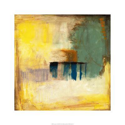 Aquamarine Aura I-Jennifer Goldberger-Limited Edition