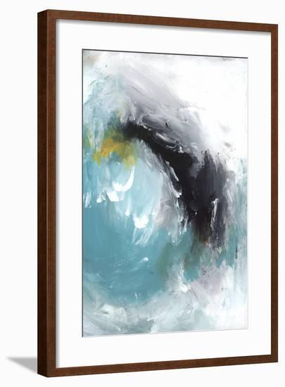 Aquamarine I-PI Studio-Framed Art Print