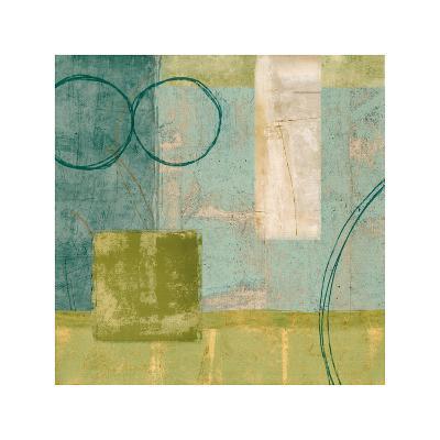 Aquamarine II-Brent Nelson-Giclee Print