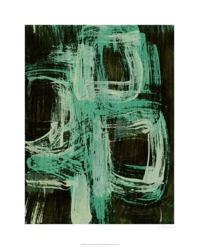 Aquamarine Windows I-Charles McMullen-Limited Edition