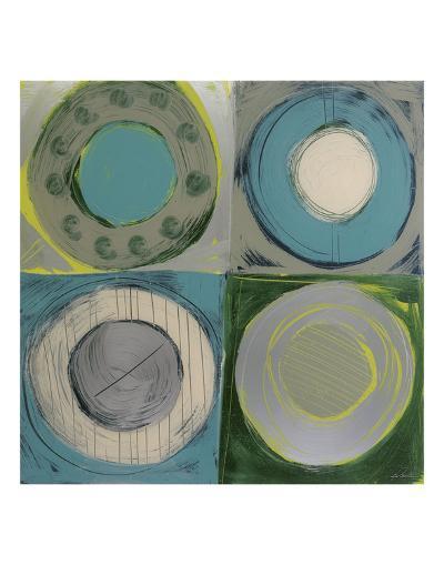 Aquamarine-Sebastian-Art Print