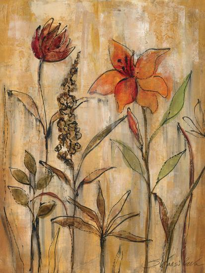 Aquarelle Garden II-Silvia Vassileva-Premium Giclee Print