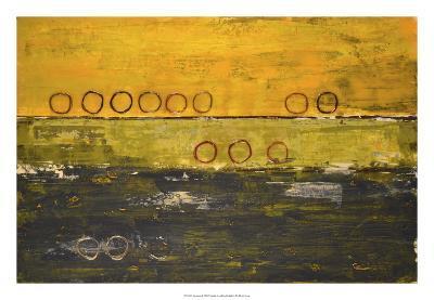 Aquarium II-Natalie Avondet-Art Print