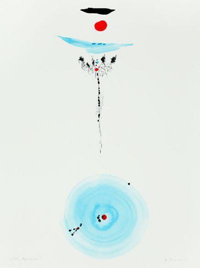 Aquarius, c.2010-Brigitta Zeumer-Collectable Print