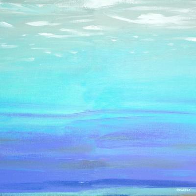 Aquatic Abstract-Dan Meneely-Art Print