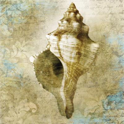 Aquatic Allure-Keith Mallett-Art Print