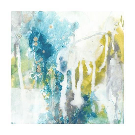 Aquatic Atmosphere I-June Vess-Premium Giclee Print