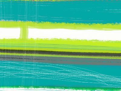 Aquatic Breeze 2-NaxArt-Art Print