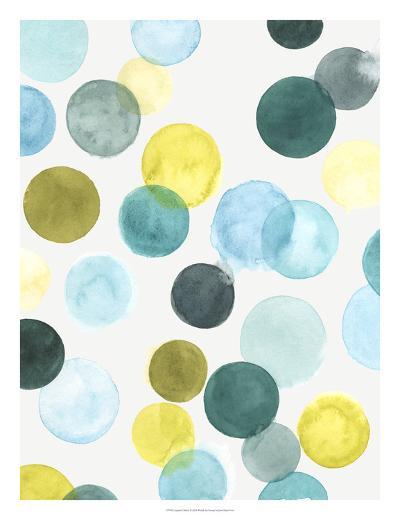 Aquatic Orbit I-June Erica Vess-Giclee Print