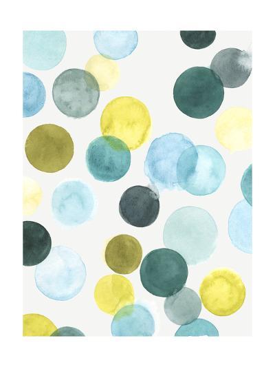 Aquatic Orbit I-June Erica Vess-Art Print