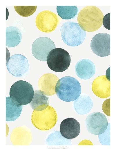 Aquatic Orbit II-June Erica Vess-Giclee Print