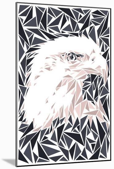 Aquila-Cristian Mielu-Mounted Art Print