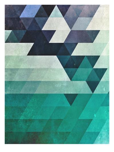 Aqww Hyx-Spires-Art Print