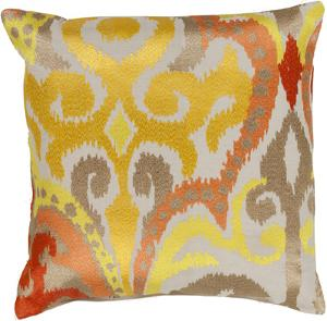 Ara Down Fill Pillow - Mimosa