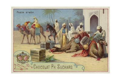 Arab Postal Service--Giclee Print