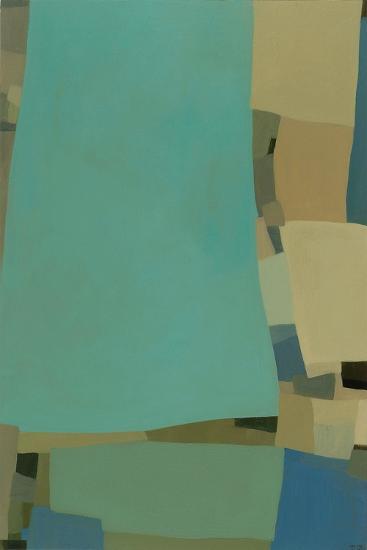 Arabesque 7-Tamar Zinn-Art Print