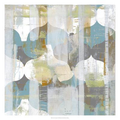 Arabesque Abstract I-Jennifer Goldberger-Giclee Print