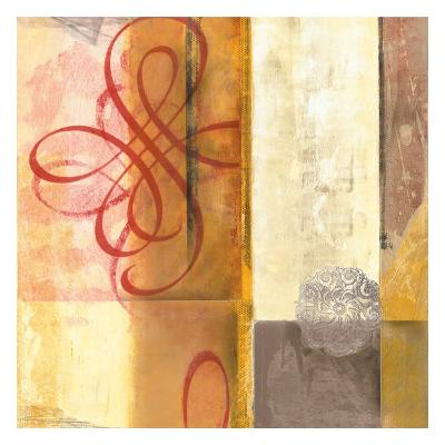 Arabesque VII-Jonde Northcutt-Art Print