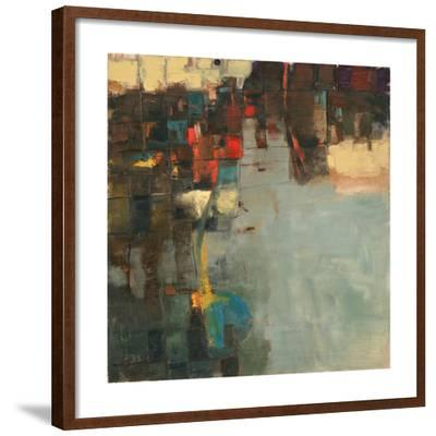 Arabesque-Ahmed Noussaief-Framed Art Print