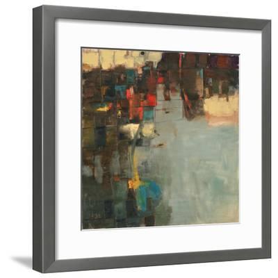 Arabesque-Ahmed Noussaief-Framed Premium Giclee Print