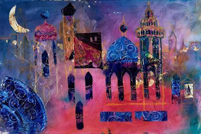 Arabian Fantasy, 2012-Margaret Coxall-Giclee Print