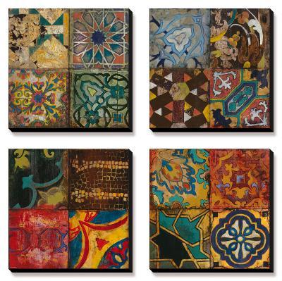 Arabian Nights II-John Douglas-Canvas Art Set