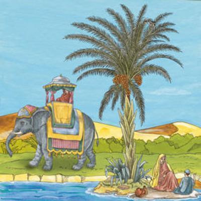 Arabian V--Art Print