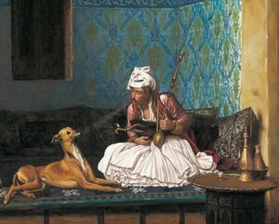 Arabian VIII--Art Print