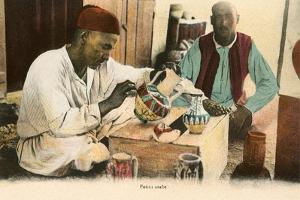 Arabic Potter