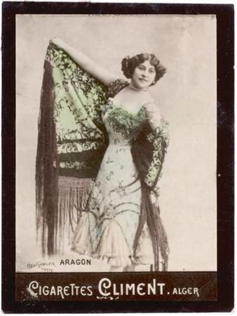 Aragon a Spanish Dancer